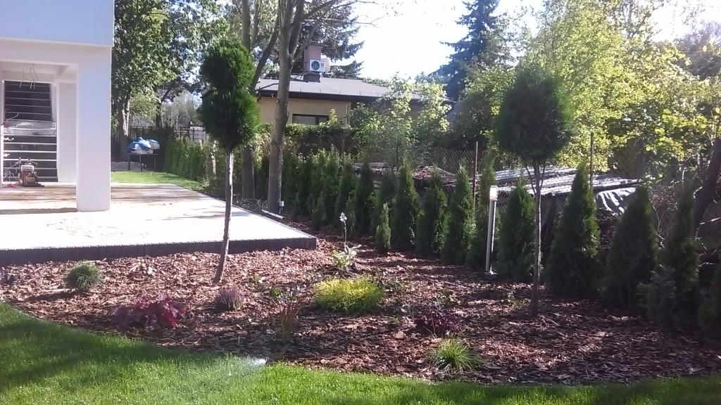 Zakładanie ogrodów Pruszków